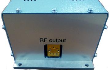 Генератор СВЧ-сигналов ГСС-03/xxx/1 диапазон 220ГГц - 300ГГц
