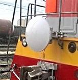Радар 76ГГц для локомотива