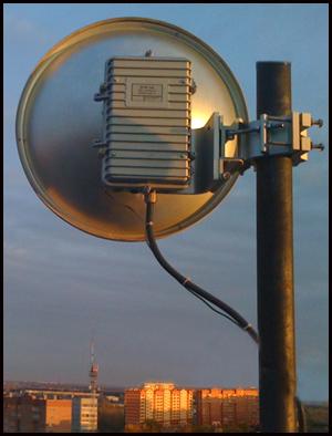 Беспроводной гигабит РРС-1000