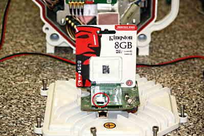 PPC-10G 10GE с картой памяти microSD Kingston Industrial