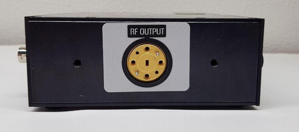 Синтезатор частот миллиметрового диапазона с цифровым управлением