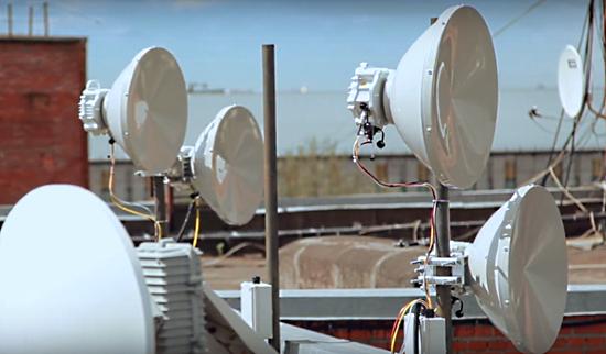 PPC-10G - самые дальнобойные релейки в России 70/80ГГц