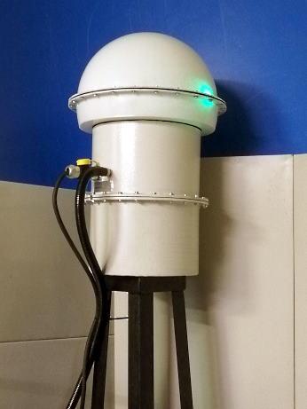 76 ГГц радар ближней зоны для ледокола «Обь»